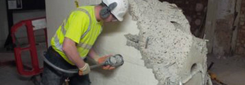 Concrete Bursting – MTF Diamond Drilling